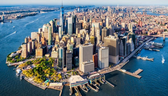 Airline Economics Growth Frontiers New York