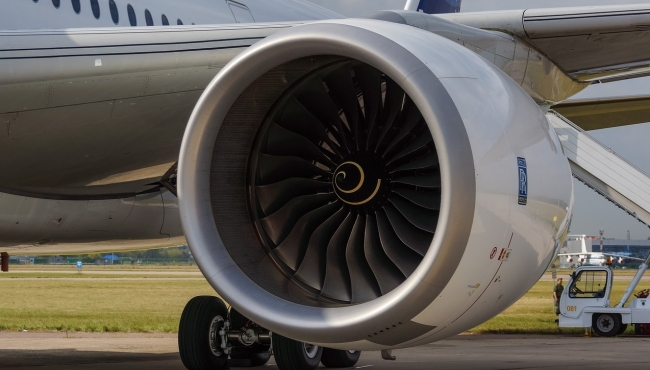 Rolls Royce Commits to 100% Sustainable Aviation Fuel Capability for Civil Aircraft Engines