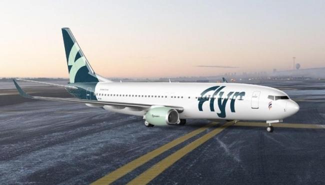 A Flyr Boeng 737-800. Source: Flyr