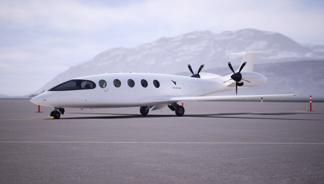Aviation Intelligence - DHL Express orders 12 Electric Alice Aircraft