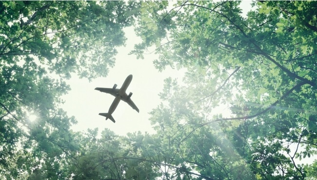 A Sustainable Future For Aviation, December 2019