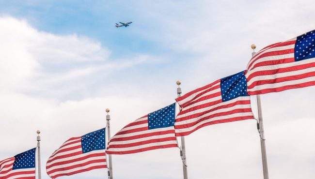 Aviation Intelligence: U.S Domestic Travel Recovery Outpaces International in run up to Independence Day