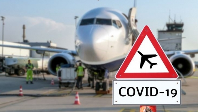 Covid-19: The Impact on Airline Traffic to Mainland Europe