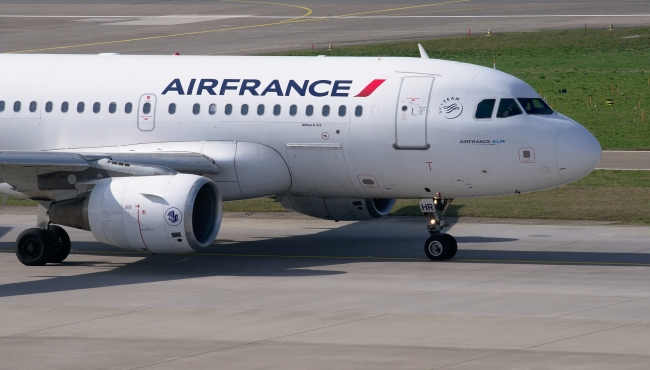 How will French Domestic Flight ban effect Air France Emissions?