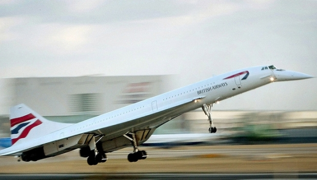 How Would Aircraft Appraisers Value Concorde Today? March 2019