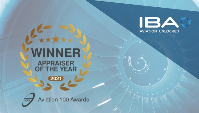 "IBA Named ""Appraiser Of The Year"" For The Third  Time In Four Years"