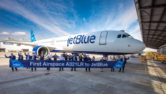 JetBlue and the Transatlantic Air Travel Market