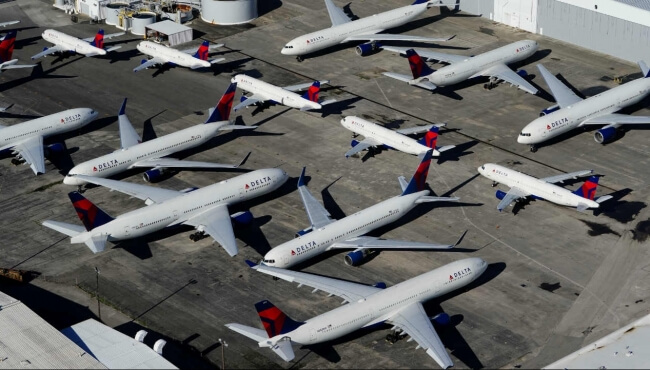 Preparing Stored Aircraft For Return To Service (RTS)
