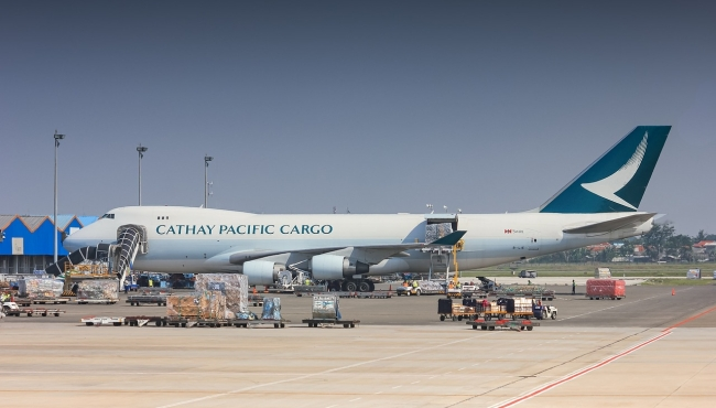 Cathay Freighter