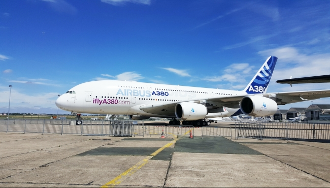 What does the future hold for the A380? August 2019