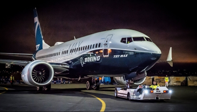 What is the Impact of the 737 MAX Groundings on the LEAP-1B? November 2019