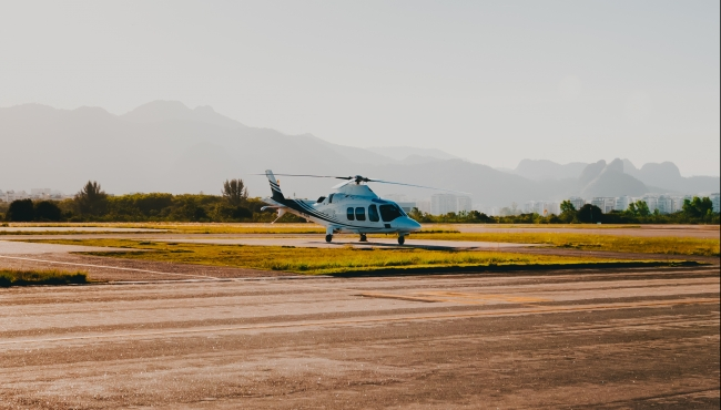 Will Covid-19 and Oil Price Cuts Send the Helicopter Market into a Spin?